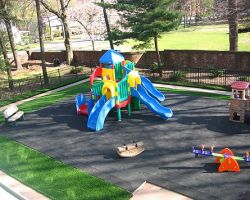 Over the Rainbow playground for kids