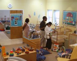 infant care at Over the Rainbow