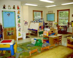 preschool at Over the Rainbow